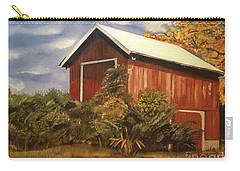 Autumn - Barn - Ohio Carry-all Pouch