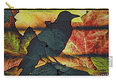 Autumn Bird Carry-all Pouch