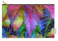 Autumn Bold Carry-all Pouch