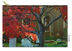 Autumn Charleston Churchyard Carry-all Pouch