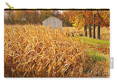 Autumn Corn Carry-all Pouch by Mary Carol Story