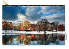 Autumn Finale Carry-all Pouch by Rob Blair