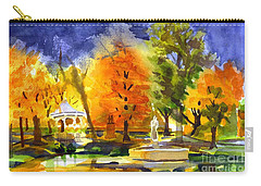 Autumn Gold 2 Carry-all Pouch