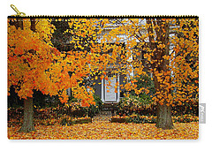 Autumn Homecoming Carry-all Pouch