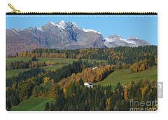 Austrian Autumn Carry-all Pouch