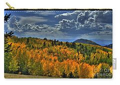 Autumn In Colorado Carry-all Pouch