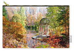 Autumn In Longwood Gardens Carry-all Pouch