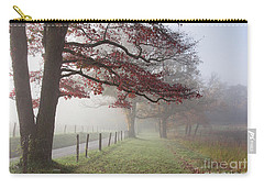 Autumn In The Cove IIi Carry-all Pouch