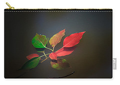 Autumn Leaves Floating Carry-all Pouch