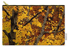 Autumn Moods 21 Carry-all Pouch by Rodney Lee Williams