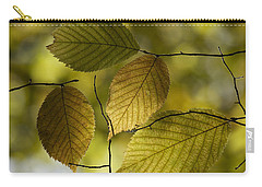 Autumn Mosaic Carry-all Pouch by Penny Meyers