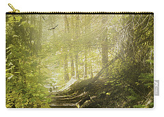 Autumn Myst Carry-all Pouch by Diane Schuster