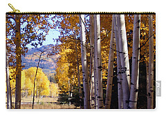 Autumn Paint Chama New Mexico Carry-all Pouch