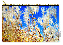 Autumn Pampas Carry-all Pouch