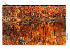 Autumn Paradise Carry-all Pouch by Lourry Legarde