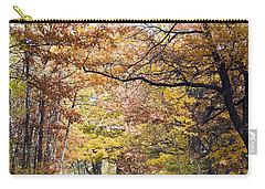 Autumn Pedestrian Path Carry-all Pouch