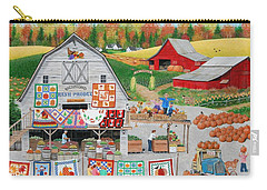 Autumn Quilts Carry-all Pouch