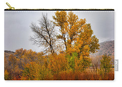 Autumn Rain In Chimayo Carry-all Pouch