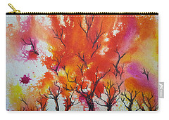 Autumn Riot Carry-all Pouch