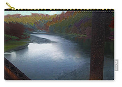 Autumn River Valley  Carry-all Pouch