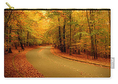 Autumn Serenity - Holmdel Park  Carry-all Pouch