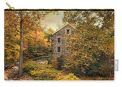 Autumn Stone Mill Carry-all Pouch