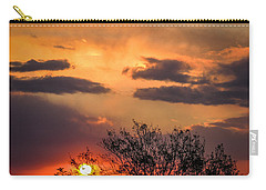 Autumn Sunrise Carry-all Pouch