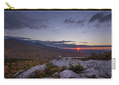Autumn Sunset Over Sugarloaf Mountain Carry-all Pouch