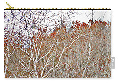 Autumn Sycamores Carry-all Pouch by Bruce Patrick Smith
