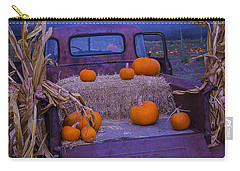 Autumn Truck Carry-all Pouch by Garry Gay