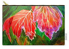 Autumn's Dance Carry-all Pouch
