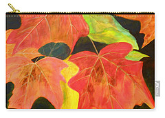 Autumn's Glow  Carry-all Pouch