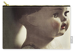 Carry-all Pouch featuring the photograph Ava by Amy Weiss