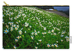 Avalanche Lily Field Carry-all Pouch