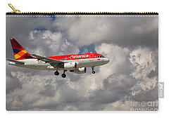Avianca Airbus A-318 Carry-all Pouch