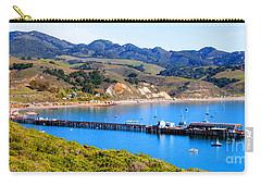 Avila Beach California Fishing Pier Carry-all Pouch