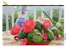 Avocados Carry-all Pouch by The Art of Alice Terrill