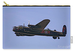 Avro 638 Lancaster At The Royal International Air Tattoo Carry-all Pouch