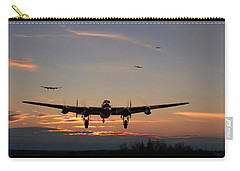 Avro Lancaster - Dawn Return Carry-all Pouch