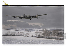 Avro Lancaster - Limping Home Carry-all Pouch