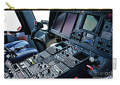Aw139 Cockpit Carry-all Pouch