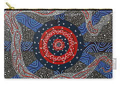 Ayahuasca Eclipse Carry-all Pouch
