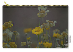 Carry-all Pouch featuring the photograph Az Flowers by Rod Wiens