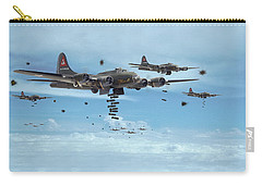 B17 - Mighty 8th Arrives Carry-all Pouch