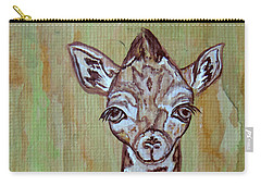 Baby Longneck Giraffe Carry-all Pouch