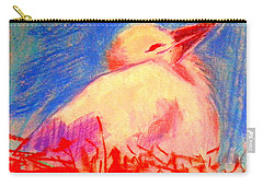 Baby Stork Carry-all Pouch