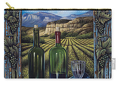 Bacchus Vineyard Carry-all Pouch