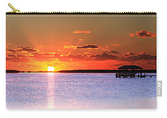 Back Bay Sunrise Carry-all Pouch