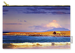 Carry-all Pouch featuring the photograph Back Paddock by Wallaroo Images