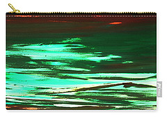 Back To Canvas The Landscape Of The Acid People Carry-all Pouch